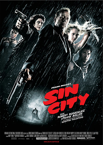 Film Title: Sin City.